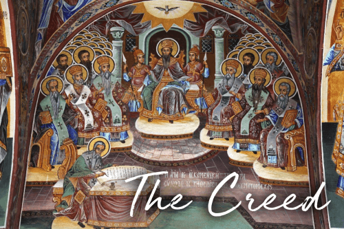 The Creed: How Big is My Vision of Jesus?