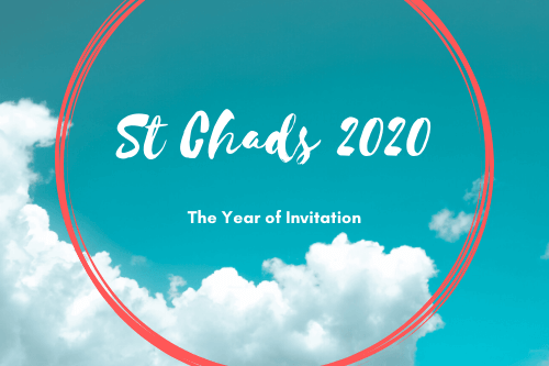 2020 Vision: The year of invitation